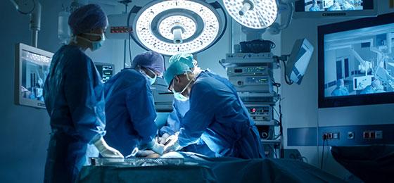 Allgemeinchirurgie - OP-Vent